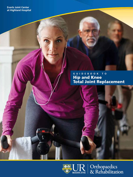 Guidebook to Hip and Knee total joint replacement