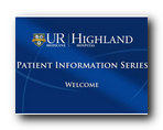 Welcome to Highland Hospital Video