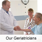 Geriatrician Hospitalists at Highland Hospital, Rochester, NY