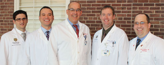 Cardiologists at Highland Hospital