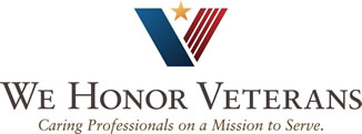 We Honor Veterans image