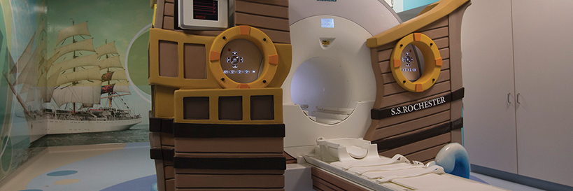 PET MR scanner