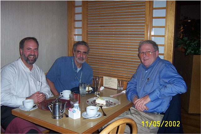 Duffy lunching 2002