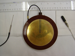 Photo of hydrophone
