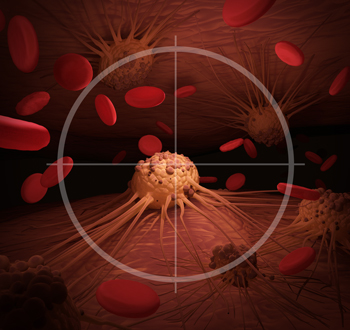 Cancer Cells in the crosshairs