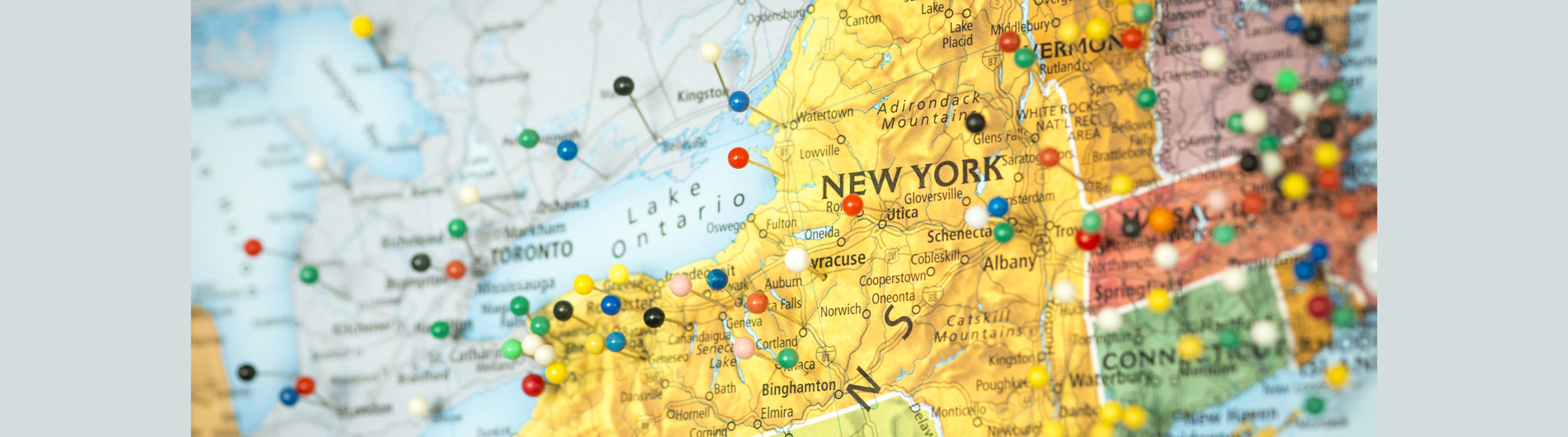 NYS Map