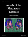 Featured on the cover of Annals of the Rheumatic Diseases, March 2008