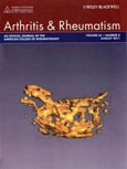 Featured on the cover of Arthritis and Rheumatism, August 2011