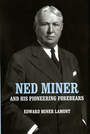 Book by Edward Miner Lamont