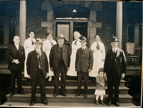 Rochester State Hospital - Record Groups - Archives and