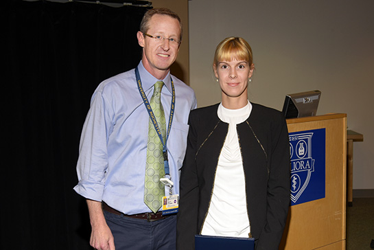 Alec O'Connor, MD and Valentina Kutyifa, MD, PhD