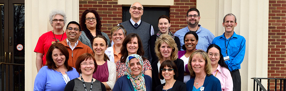 Division Faculty and Staff