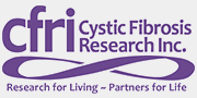 Cystic Fibrosis Research Inc Logo