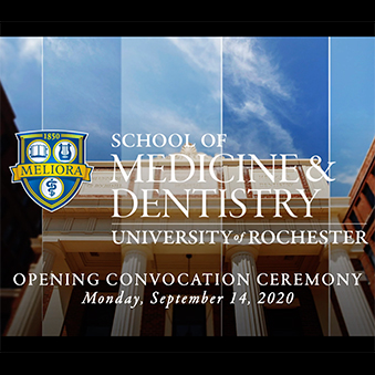 School of Medicine & Dentistry Opening Convocation Ceremony