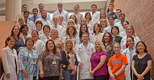 Staff and Faculty of the Nephrology Division