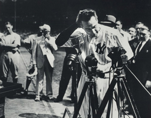 lou gehrigs farewell speech Posts tagged 'rhetorical analysis the thoughts and mindsets of his fans and the american people during the 1930s lou gehrig's farewell speech.