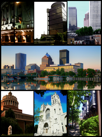 rochester collage