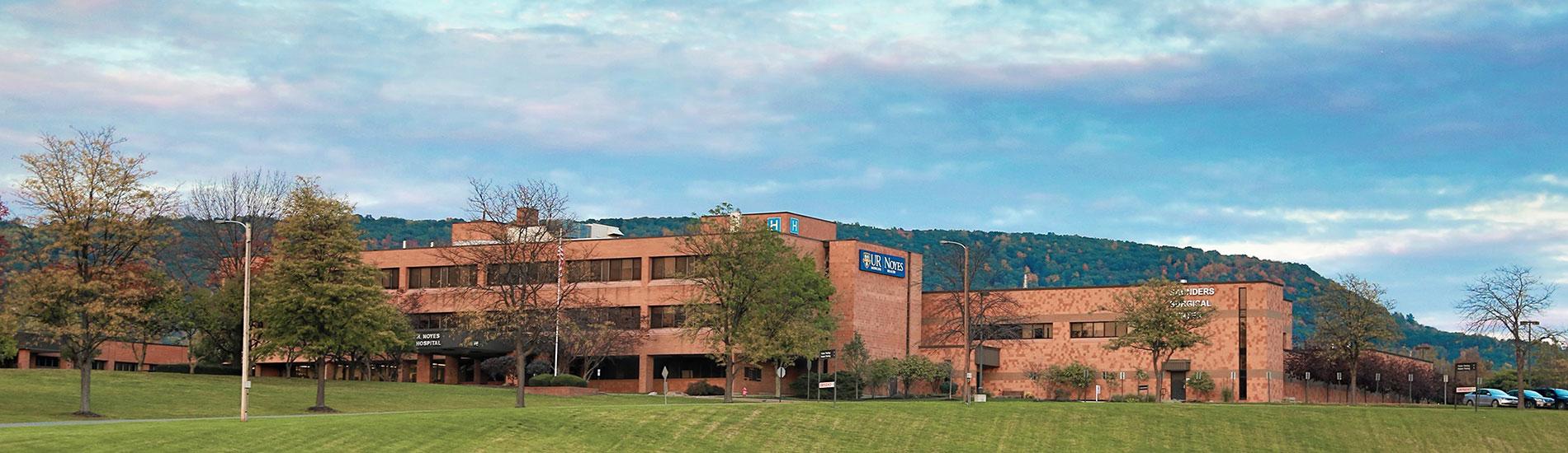 Noyes Health - University of Rochester Medical Center