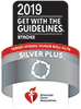 2019 Get With the Guidelines - Target: Stroke Honor Roll Elite Silver Plus