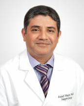 Photo of Asad Majid, M.D.