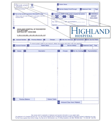 Legacy Highland Hospital Bill