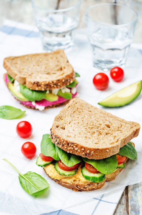 Healthy Food From Deli