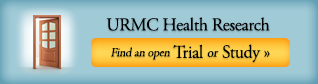 URMC Health Research. Find an open Trial or Study