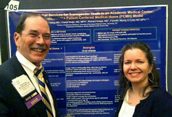 Poster Presentation - Transgendered Youth