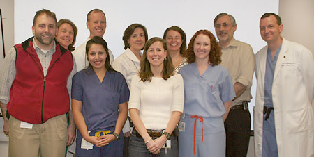 Critial Care Fellowship Team