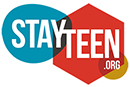 Stay Teen logo