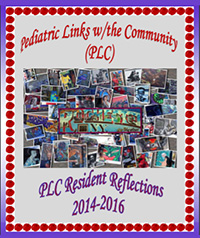 PLC Resident Reflections book