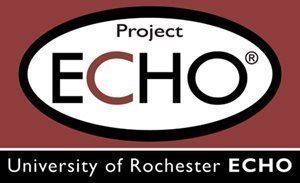 University of Rochester Project ECHO Logo