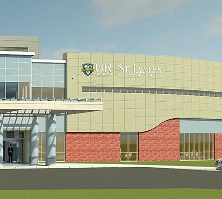 St James Hospital University Of Rochester Medical Center