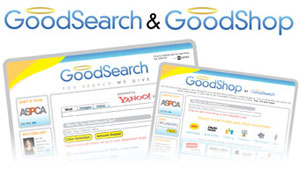 GoodShop and GoodSearch