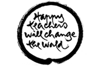 Happy teachers will change the world