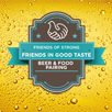 beer and food pairing event icon