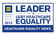 Leader in LGBT Health Care Equality