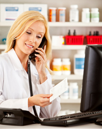 Strong Memorial Ask a Pharmacist Hotline