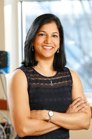 Photo of Sajeena Thomas, M.D.