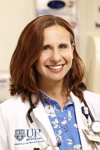 Photo of Holly Ann Russell, M.D.