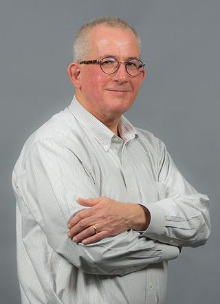 Photo of Steven Gill, Ph.D.