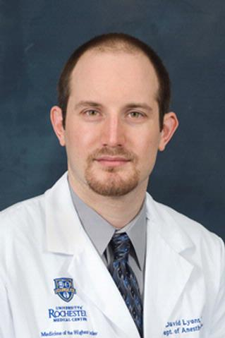 Photo of David C. Lyons, M.D.