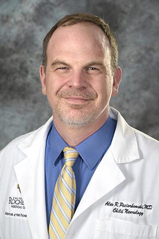 Alex Paciorkowski, M.D.