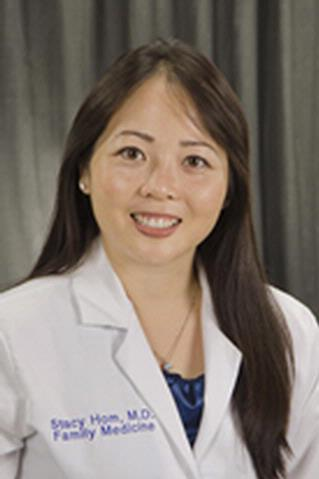 Stacy Hom, M.D.