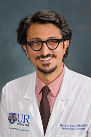 Mustafa Qazi, MD