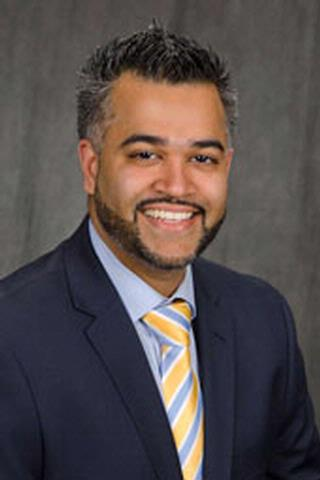 Photo of Rishi Balkissoon, M.D., M.P.H.