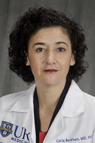 Carla Beckham, M.D., Ph.D.