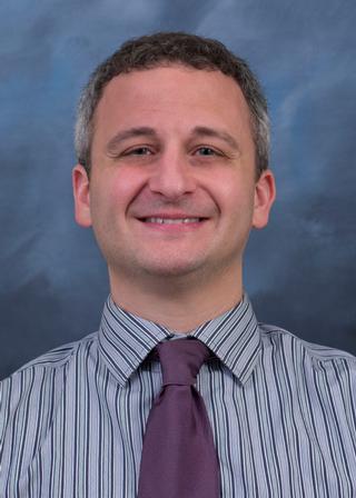 Photo of Robert Amborsini, M.D., Ph.D.