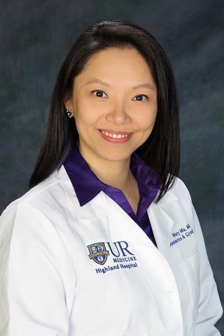Dr. Mary Ma