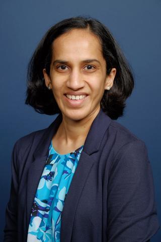 Caroline P. Thirukumaran, M.B.B.S., M.H.A., Ph.D.